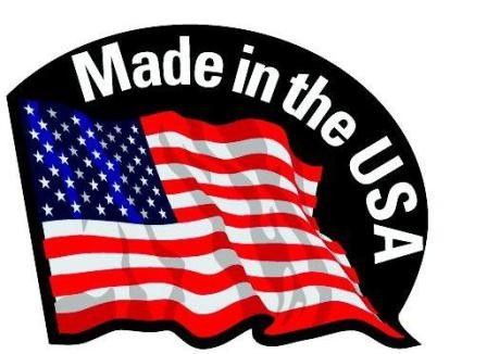 Made in the USA...!!!